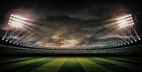 Wall Mural - Stadium