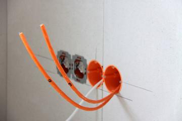 Elektroinstallation beim Hausbau