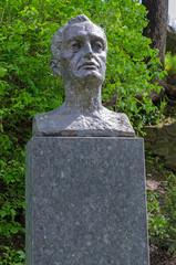 Grave of Edvard Munch in Oslo