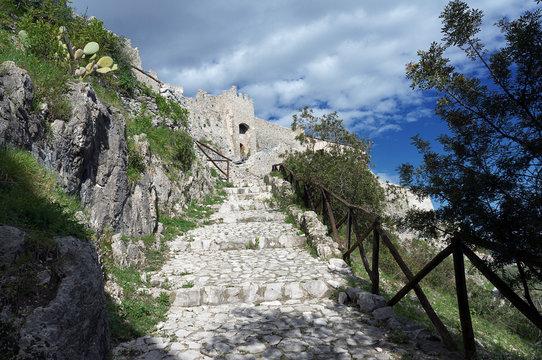 Salerno - Castello Medioevale Arechi
