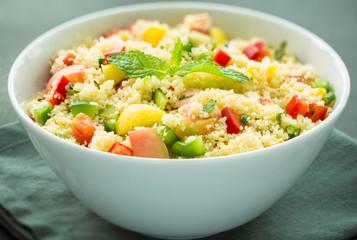 Taboulé au légumes
