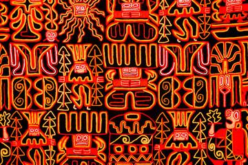 Souvenirs from Peru