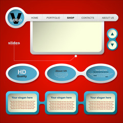 Web Design for Website