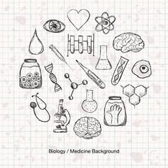 Biology or Medicine Science Background