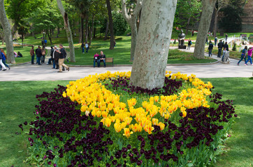 park in istanbul