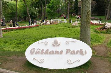gulhane park
