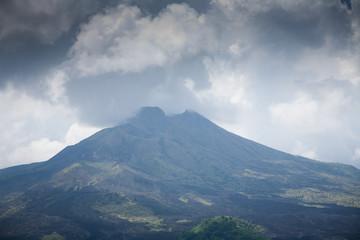 Indonesian vulcano