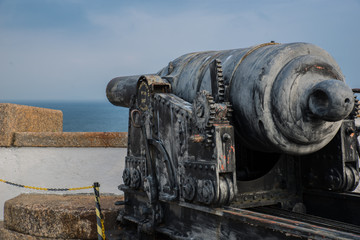 Fort Fortaleza de Santa Cruz da Barra, Brazil