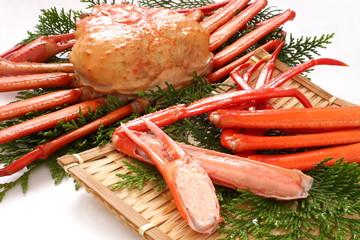 ズワイガニ カニ 茹で蟹