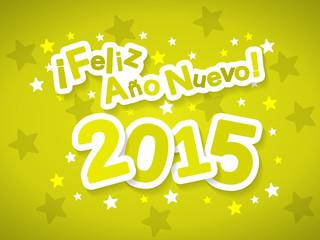 Feliz Ano Nuevo 2015
