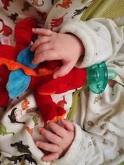 Infant & Dragon