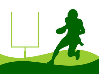 Illustration - American Football