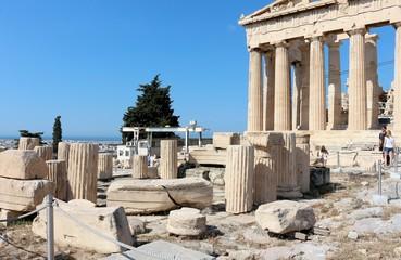 Acropolis of Athens, Parthenon