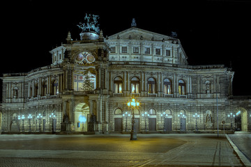 Театр города Дрезден