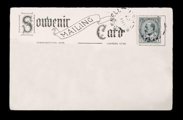 Souvenir Post Card