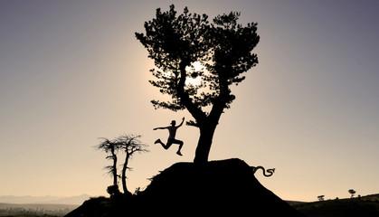doğada macera&koşuşturma
