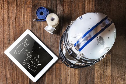 Football - Playbook top