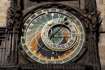 Prague. Astronomical clock. Orloj