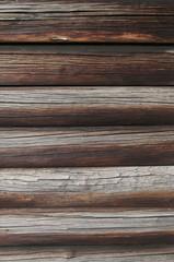 block-house wall texture, log cabin wall