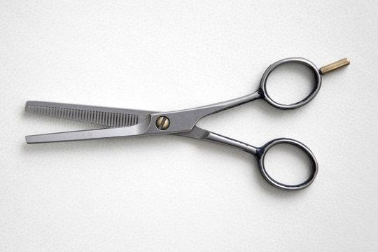 Hairdresser scissors