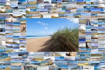 paysages de bord de mer en france