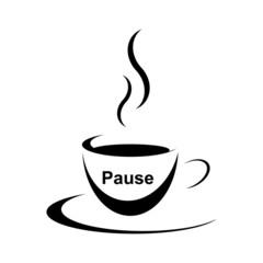 Tasse Pause