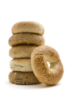 Healthly Lifestyle Bagels