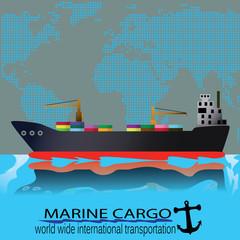 Ship shipping