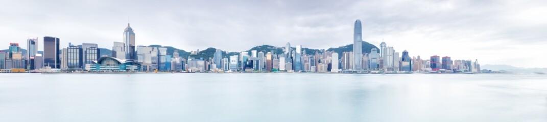 Foto op Aluminium Hong-Kong Hong Kong Panorama