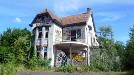 Doel village fantome