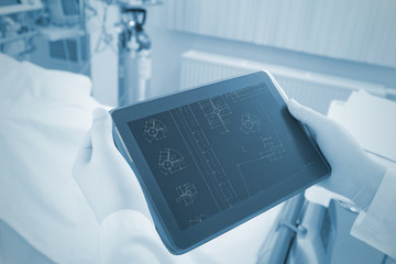 Engineering and technological solutions in medicine. Using the T