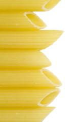 Italian Macaroni Pasta raw food