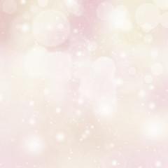 Pink Lights Festive background