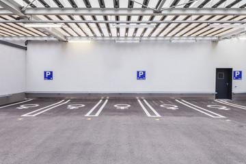 Parkhaus Frauenparkplatz