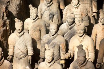 Terrakotta Armee in Xi'an