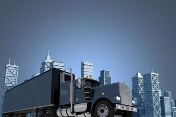 Urban Trucking Concept