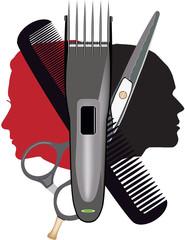 logo parrucchiere