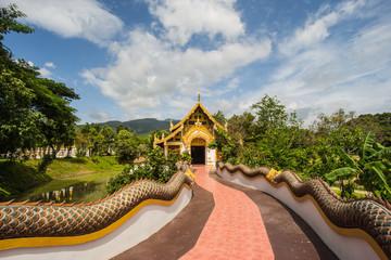 sanctuary wat Thailand