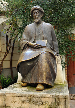 Maimonides, Jewish physician and philosopher, Cordoba, Spain