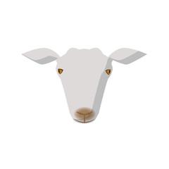 Goat badge
