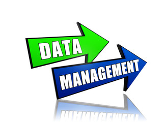 data management in arrows