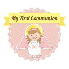 first communion