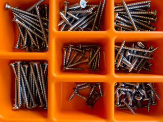 Nuts and Bolts in A Box