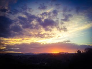 Paesaggio Siena
