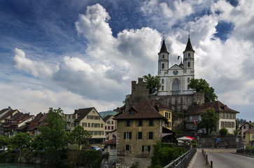 Aarburg Church