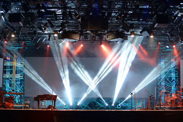 Concert Stage Lights