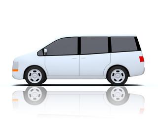 ミニバン車