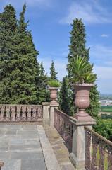 Castello del Roccolo in Caraglio