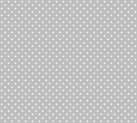 Hintergrund - Weiße Pünktchen auf grau - 67042945