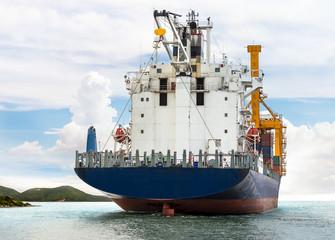 Business vessel